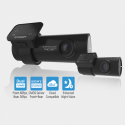 BLACKVUE DR750S  WIFI  2 CANALES LENTE SONY STARVIS